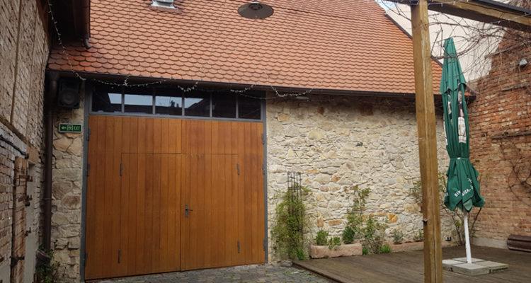 Metall Trifft Holz Im Denkmalschutz
